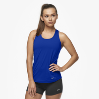 Eastbay Racerback Tank - Women's - Blue / Blue