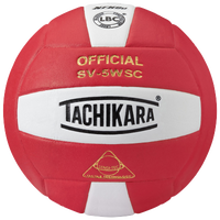 Tachikara SV-5WSC Volleyball - Red / White