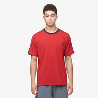 Eastbay EVAPOR Premium S/S Loose Fit T-Shirt - Men's - Red / Black