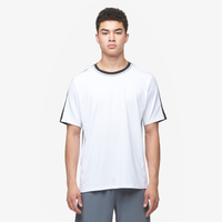 Eastbay EVAPOR Premium S/S Loose Fit T-Shirt - Men's - White / Black