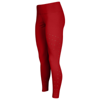 Eastbay Evapor Premium Laser Cut Tights - Women's - Red