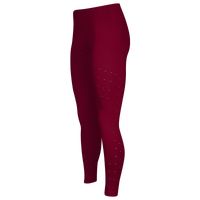 Eastbay Evapor Premium Laser Cut Tights - Women's - Maroon