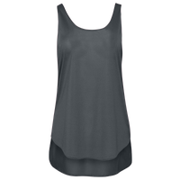 Eastbay EVAPOR Feather Light Tank - Women's - Grey