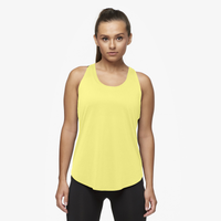Eastbay EVAPOR Feather Light Tank - Women's - Yellow / Yellow