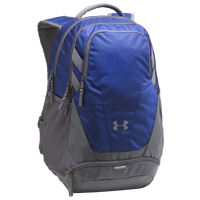 Under Armour Team Hustle 3.0 Backpack - Blue / Grey