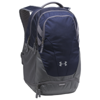 Under Armour Team Hustle 3.0 Backpack - Navy / Grey