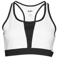 Eastbay Evapor Premium Colorblock Bra - Women's - White