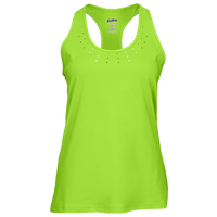 Eastbay Evapor Premium Laser Cut Tank - Women's - Light Green