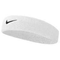 Nike Swoosh Headband - White / Black