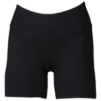 "Eastbay Evapor Premium 5"" Shorts - Women's - All Black / Black"