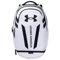 Under Armour Hustle Backpack 5.0 - Adult - White