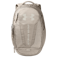 Under Armour Hustle Backpack 5.0 - Adult - Tan