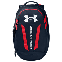 Under Armour Hustle Backpack 5.0 - Adult - Navy