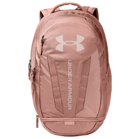 Under Armour Hustle Backpack 5.0 - Adult - Pink