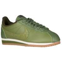 Nike Classic Cortez - Women\u0027s - Light Green / Brown