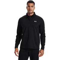 Under Armour Storm Midlayer Golf 1/2 Zip - Men's - Black