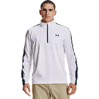 Under Armour Storm Midlayer Golf 1/2 Zip - Men's - White