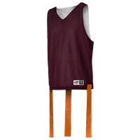 Alleson Swift Flag Football Reversible Jersey - Boys' Grade School - Maroon / White