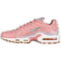 100% authentic 68ced 5f2fe Nike Air Max Plus - Women s - Pink   Aqua