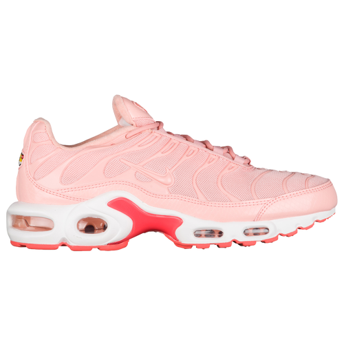 big sale 1820a 997c2 Nike Air Max Plus - Women s - Casual - Shoes - Rust Pink Metallic Rose  Gold Particle Beige   RG