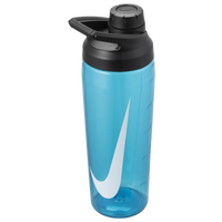 Nike TR Hypercharge Chug Bottle 24 OZ - Light Blue