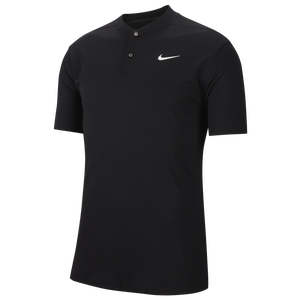 Nike Dry Victory Blade Golf Polo - Men's - Black/White