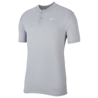Nike Dry Victory Blade Golf Polo - Men's - Grey