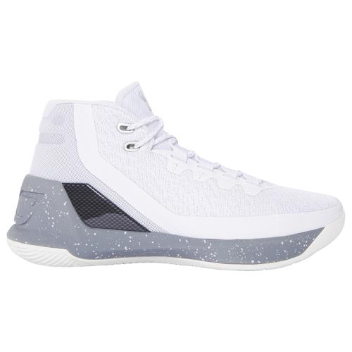 fa9eda88bd19 ... white metallic silver mens basketball shoes 60908 adf7c  france under  armour curry 3 boys preschool foot locker dc300 9c67e