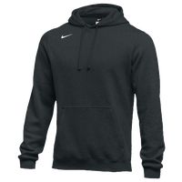 Nike Team Club Fleece Hoodie - Boys' Grade School - All Black / Black