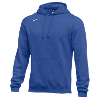 Nike Team Club Fleece Hoodie - Boys' Grade School - Blue / Blue