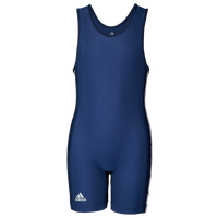 adidas Youth 3 Stripe Singlet - Boys' Grade School - Navy