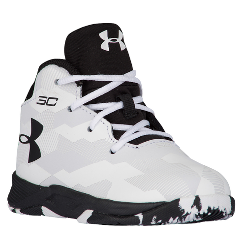Under Armour Curry 2.5 - Boys\u0027 Toddler - Stephen Curry - White / Black