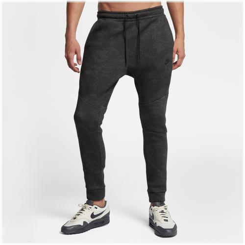 Manchester Sale Online Geniue Stockist Online TECH FLEECE PANT JACQUARD - TROUSERS - Casual trousers Nike Latest Collections Cheap Price Discount Pick A Best lGF58izS