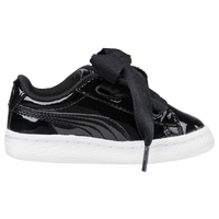 puma heart patent noir foot locker