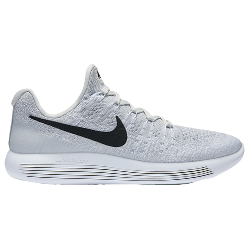 9b5832995f2d ... spain nike lunarepic low flyknit 2 womens running shoes white black  pure platinum wolf grey fa84e