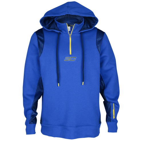 Under Armour Curry SC30 1/4 Zip Hoodie - Men's Basketball - Stephen Curry