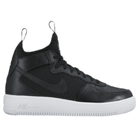 Nike Air Force 1 Ultraforce Mid - Men's - Black / White