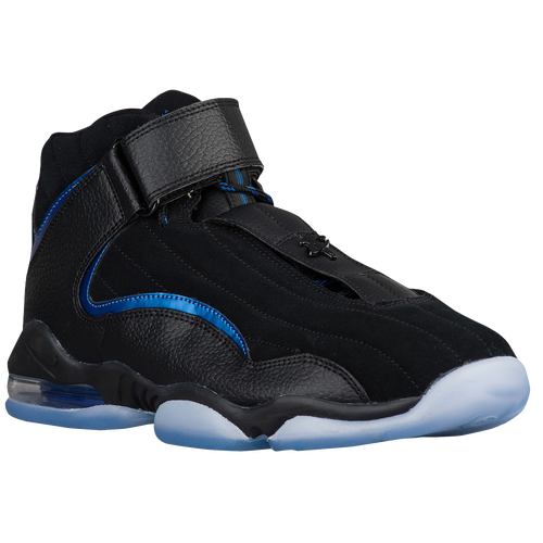 097b2dc3f0fa Nike Air Penny IV - Men s - Basketball - Shoes - Black Black