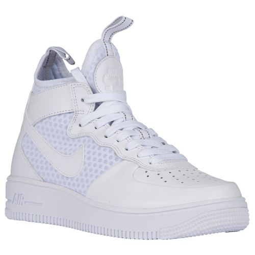 white nike air force women