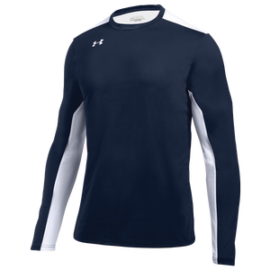 Under Armour Team Trifecta Shooter Shirt - Men's - Navy/White