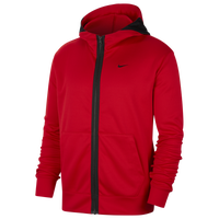 Nike Spotlight F/Z Hoodie - Men's - Red