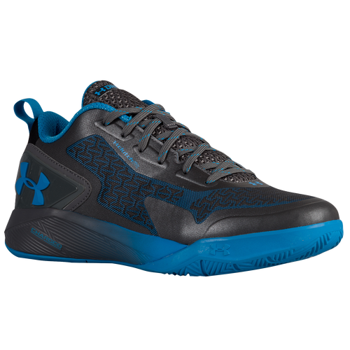 b9faf7d201e7 ... order under armour clutchfit drive 2 low mens basketball shoes mudiay  emmanuel graphite jazz blue ef897