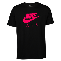 Nike Graphic T-Shirt - Men's - Casual - Clothing - Black/Pink/White