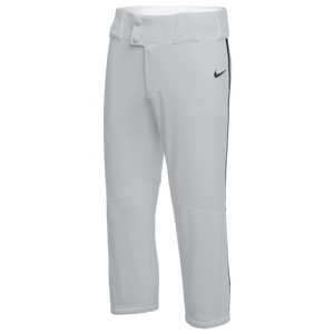 Nike Team Vapor Select High Piped Pants - Boys' Grade School - Blue Grey/Black