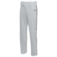 Nike Team Vapor Select Piped Pants - Boys' Grade School - Grey