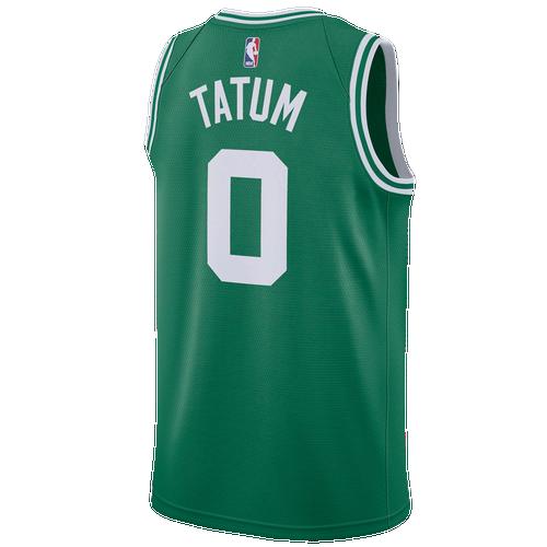 a86274768f1 Nike NBA Swingman Jersey - Men's - Clothing - Boston Celtics - Tatum, Jayson  - Green