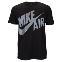 Nike Graphic T-Shirt - Men's Casual - Black/White/Yellow AO099801
