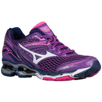 Mizuno Wave Creation 17 - Women's Running Shoes - Pansy/White/Electric 653600