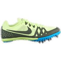 Nike Zoom Rival MD 8 - Boys' Grade School - Light Green / Olive Green