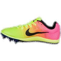 Nike Zoom Rival D 9 - Girls  Grade School - Pink   Light Green 03040824d